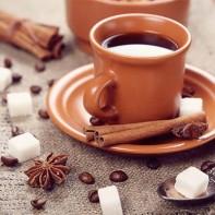 Фото кофе с корицей 4
