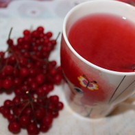 Фото калинового чая 3