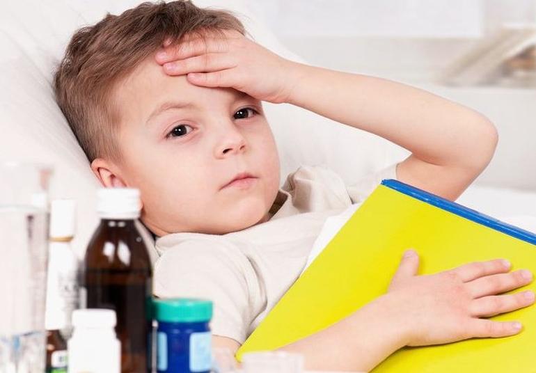 Антибиотик при бронхите у детей