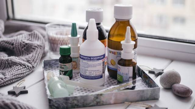 Список необходимого в аптечке для новорожденного