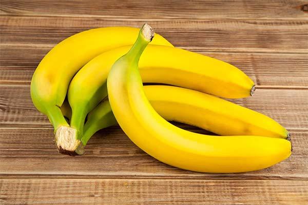 Бананы при лактации