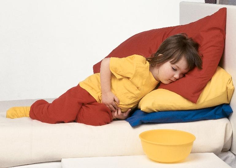 Что можно есть, чем кормить ребенка после рвоты?