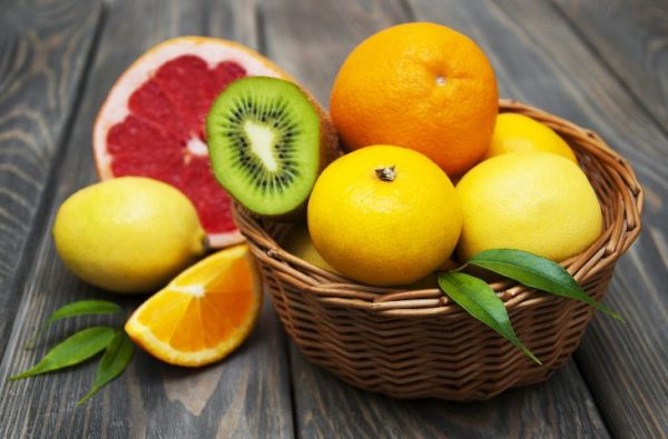 diseases that can be prevented with the help of citrus fruits compressed
