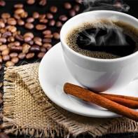 Фото кофе с корицей