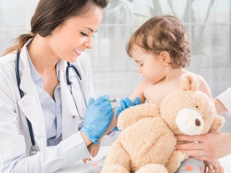 Где сделать прививку ребенку