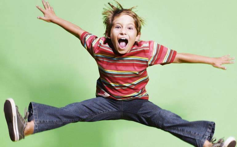 Гиперактивность у детей, что делать?