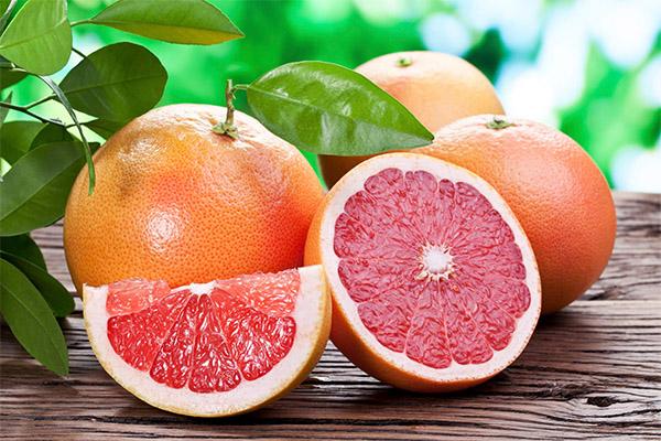 Грейпфрут в медицине