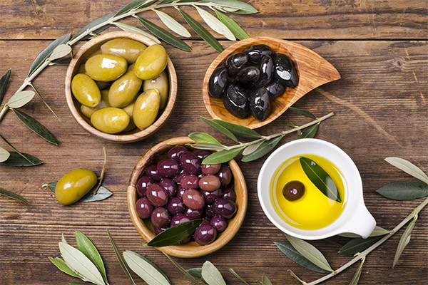 Интересные факты о маслинах и оливках