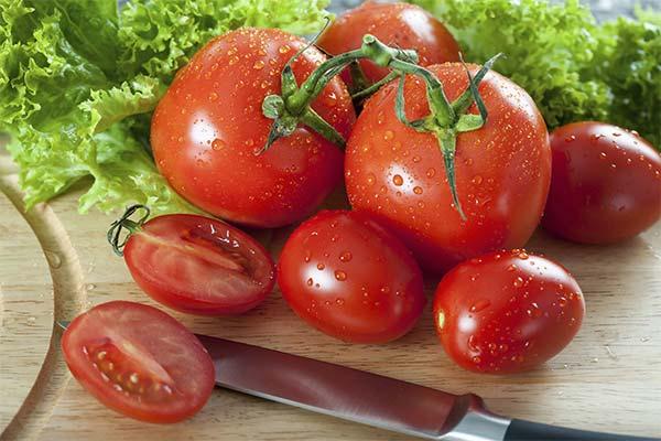 Как правильно употреблять помидоры при беременности