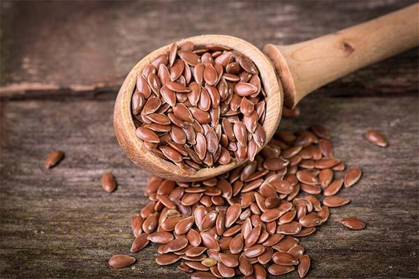 Как правильно употреблять семена льна