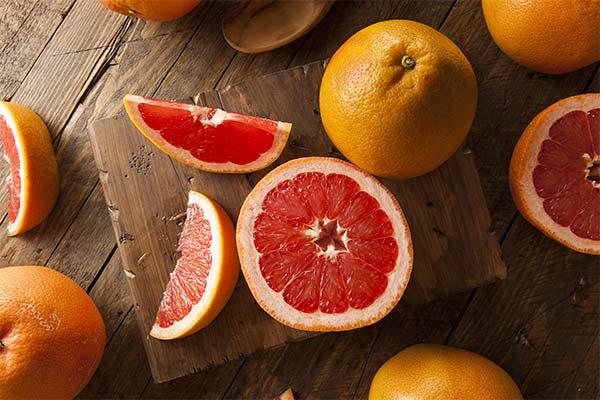 Как правильно выбрать грейпфрут