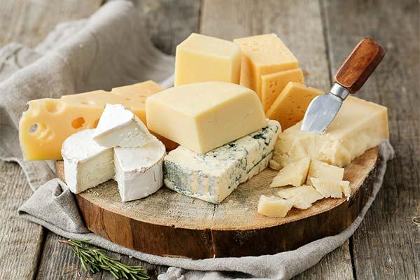 Как сыр влияет на организм человека