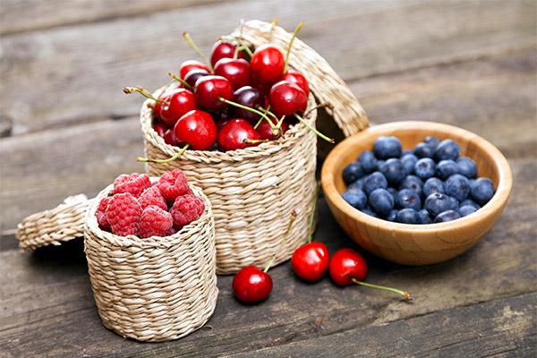 Какие ягоды полезны для печени
