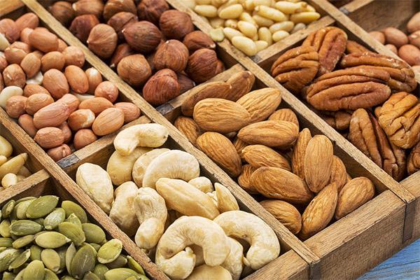 Какие орехи полезны для печени