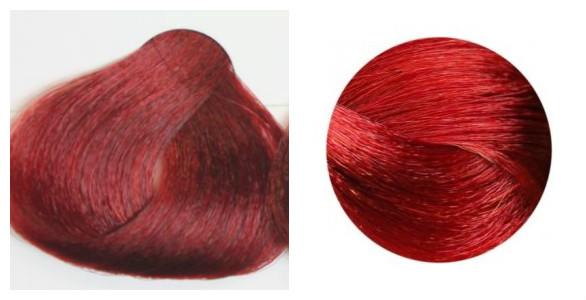 Цветовая гамма волос