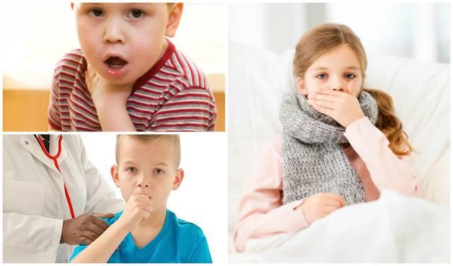 Комаровский о симптомах и лечение коклюша у детей