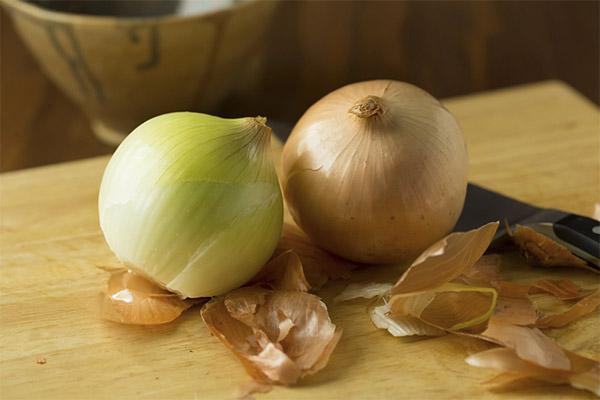Лечебные свойства луковой шелухи