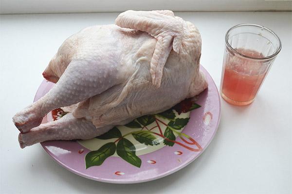 Можно ли варить замороженную курицу, не размораживая