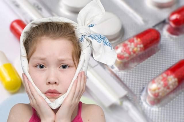 Обезболивающие для детей