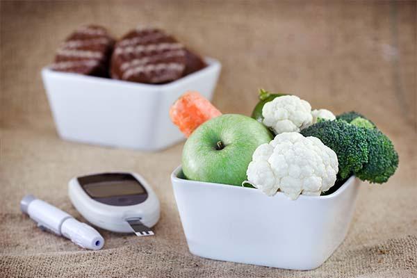Основные правила питания при диабете