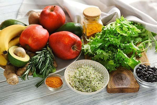 Питание и диеты при псориазе