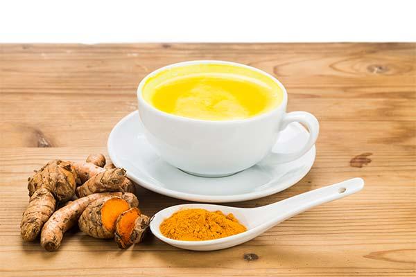 Полезные свойства чая с куркумой