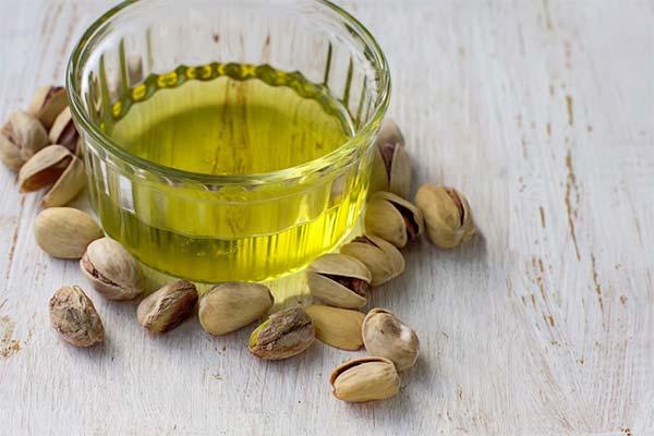 Полезные свойства фисташкового масла