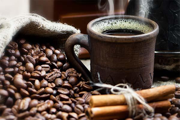 Полезные свойства кофе с корицей