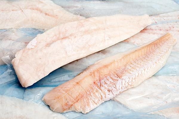 Полезные свойства рыбы хек