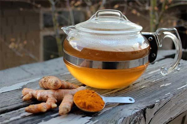 Польза и вред чая с куркумой