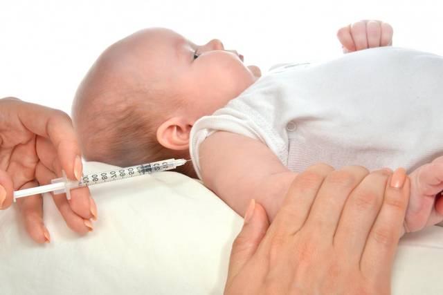 Прививка от гепатита А детям
