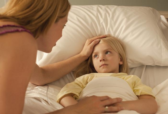 Сколько дней может держаться температура у ребенка при ОРВИ