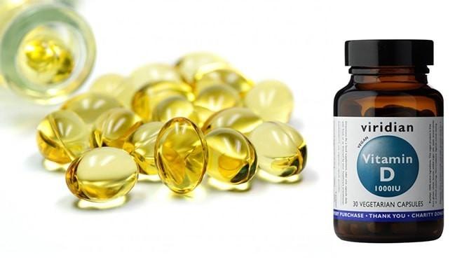 Капсулы витамина д3