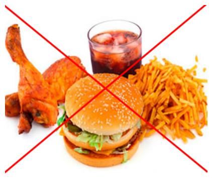 Холестерин в еде