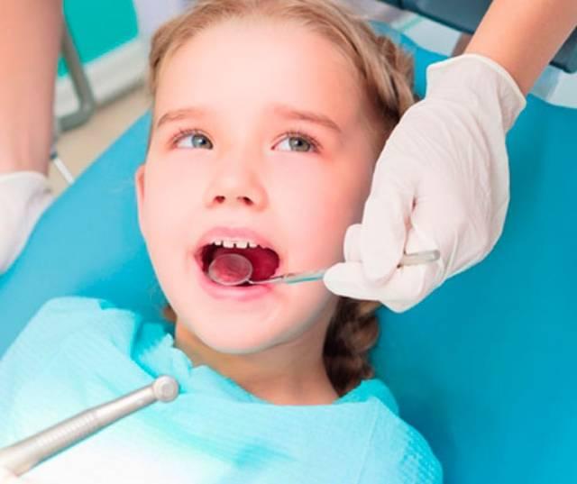 Зубные заболевания у детей